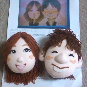 そっくり人形ご注文は、スタジオ・セサミへどうぞ!
